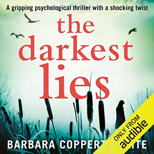 Couverture de The Darkest Lies