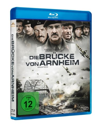 Die Brücke von Arnheim [Blu-ray]