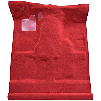 Amazon Com Acc Brand Carpet Compatible With 1994 To 2004 Chevrolet S10 Standard Cab Pickup Truck 8293 Bright Red Plush Cut Pile Automotive