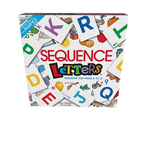 Sequence Letters by Jax - Sequence Fun from A to Z