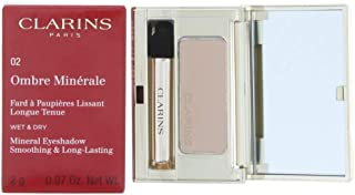 Clarins Ombre Minerale Eyeshadow 02 Nude, 2 g