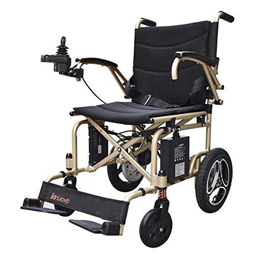 S.perfect Old Man Elektrische rolstoel voor in het vliegtuig, intelligente beweegbare handicator, opvouwbare scooter