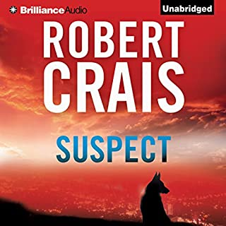 Suspect                   Written by:                                                                                                                                 Robert Crais                               Narrated by:                                                                                                                                 MacLeod Andrews                      Length: 8 hrs and 30 mins     19 ratings     Overall 4.7