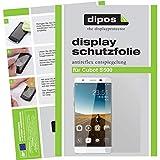 dipos I 6X Schutzfolie matt kompatibel mit Cubot S500 Folie Bildschirmschutzfolie