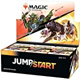 Magic: The Gathering Jumpstart Booster Box (24 Packs)
