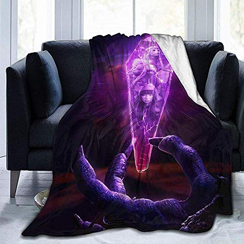 Juli The Dark Crystal Ultra Soft Micro Fleece Deken Anti-Pilling-3