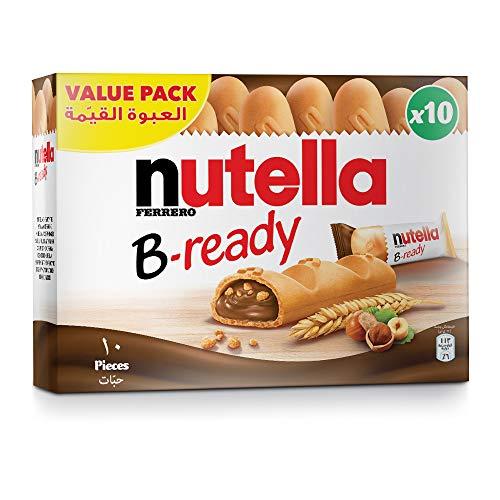 Nutella B-ready - Confezione da 10 pezzi