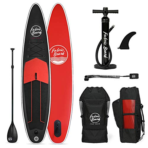 FabricBoard Paddle Surf Hinchable,...