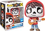 Funko - Figurine Disney Pixar - Coco - Miguel with Guitar Wandrous Convention 2020 Limited Edition Pop 10cm - 0889698463188