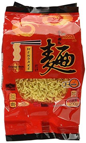 Mendake Orientalische Art Nudeln 200g (1 x 200 g)