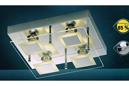 Livarno Lux® LED Deckenleuchte Lampe Sparsam Leuchten 14113408L Rechteckig