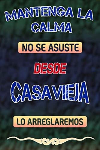 Pas de panique, nous allons le réparer depuis Casavieja lo arreglaremos: Cuaderno | Diario | Diario | Página alineada