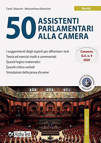 50 assistenti parlamentari alla Camera. Con software di simulazione