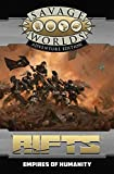 Savage Rifts® North America: Empires of Humanity SWADE (S2P11212)