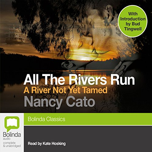 A River Not Yet Tamed audiobook cover art