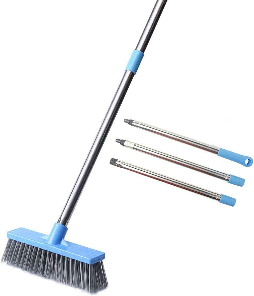 Floor Scrub Brush with Long Handle   9