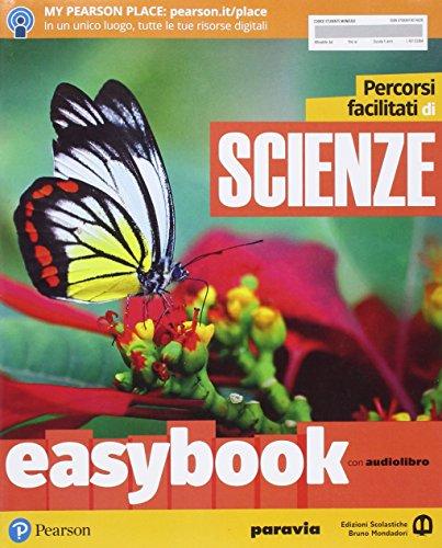 Easybook. Percorsi facilitati di scienze. Con Libro Liquido. Con Didastore. Per la Scuola media. Con ebook. Con espansione online