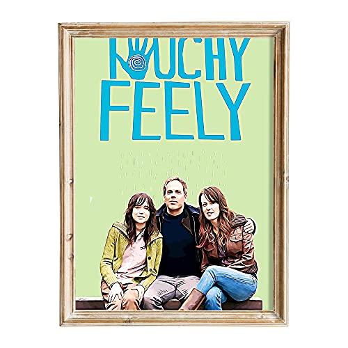 FANART369 Póster de Touchy Feely #2 de 50 x 70 cm, diseño de fanart original para pared, 50 x 70 cm, sin bordes