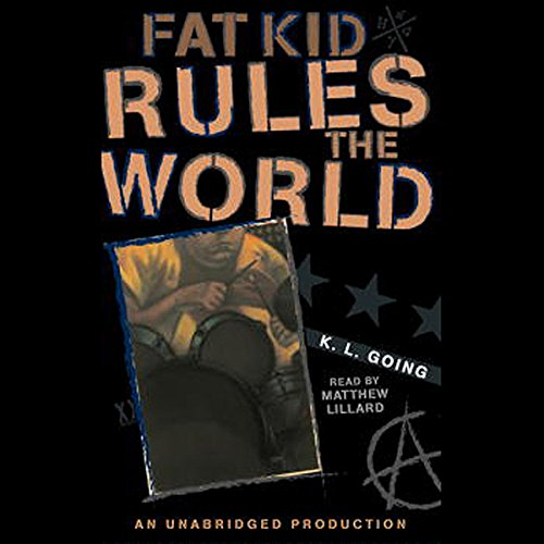 Fat Kid Rules the World audiobook cover art