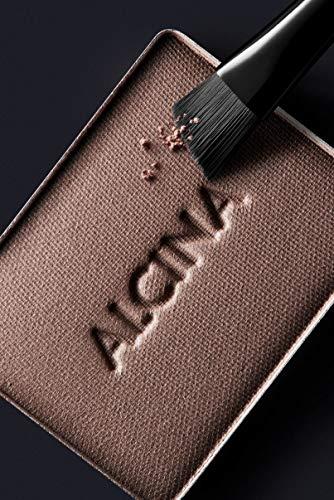 Alcina - Perfect Eyebrow Powder Nachfüllpackung 020 greybrown