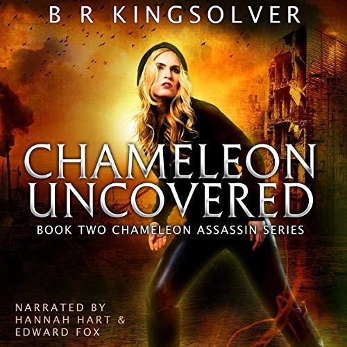 『Chameleon Uncovered』のカバーアート