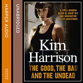 Rachel Morgan: The Hollows (2) - The Good, The Bad, and The Undead                   By:                                                                                                                                 Kim Harrison                               Narrated by:                                                                                                                                 Marguerite Gavin                      Length: 14 hrs and 22 mins     110 ratings     Overall 4.5