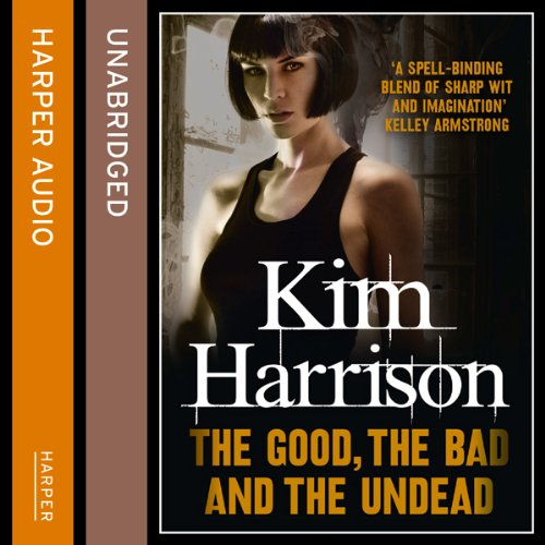 Rachel Morgan: The Hollows (2) - The Good, The Bad, and The Undead audiobook cover art