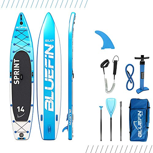 Bluefin Inflatable Sprint Stand-up Paddle board