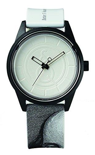 Citizen Unisex Analog Quarz Uhr mit Plastik Armband RP00J036Y