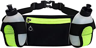 WSLCN Sacs Bananes de Sport Pochette pour T/él/éphone Portable Smartphone Sacs Bananes Ceinture R/églable Ceinture Porte-monnaie Jogging Escalade Running Belt R/ésistant /à leau