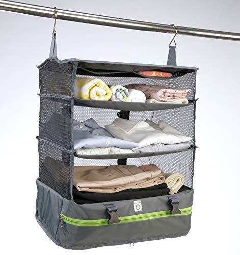 持ち運べるクローゼット ワイド Fu-80333 <スーツケース 収納バッグ トラベルバッグ 旅行 ガーメントバッグ キャリーケース>