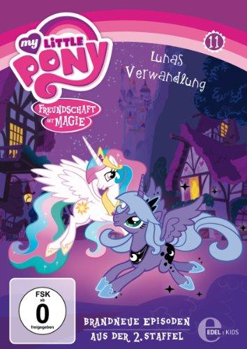 My Little Pony: Freundschaft ist Magie 11: Lunas Verwandlung