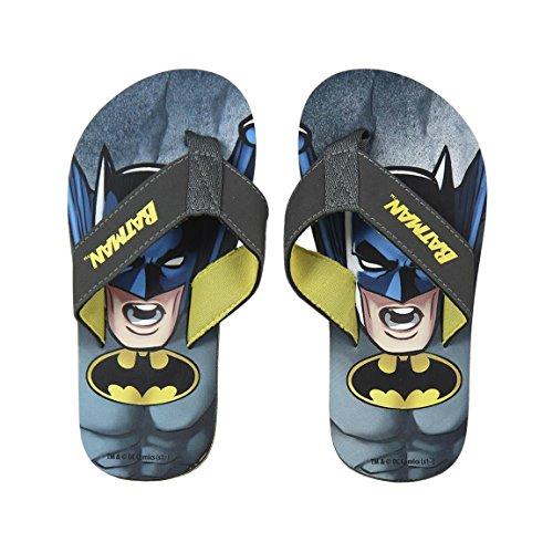 Batman S0714913, Tongs 72382 Mixte Enfant, Gris, 34 EU