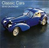 2016 Calendar: Classic Cars