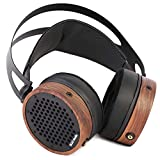 OLLO Audio S4X Professional Studio Headphones | Balanced Frequency Response for Mixing, Monitoring and Reference | On-ear, Open-back, Wired | 5 years warranty