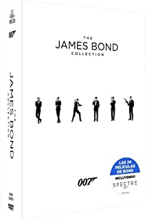 Bond Pack 24 Dvd Col.Completa (Incluye Spectre)