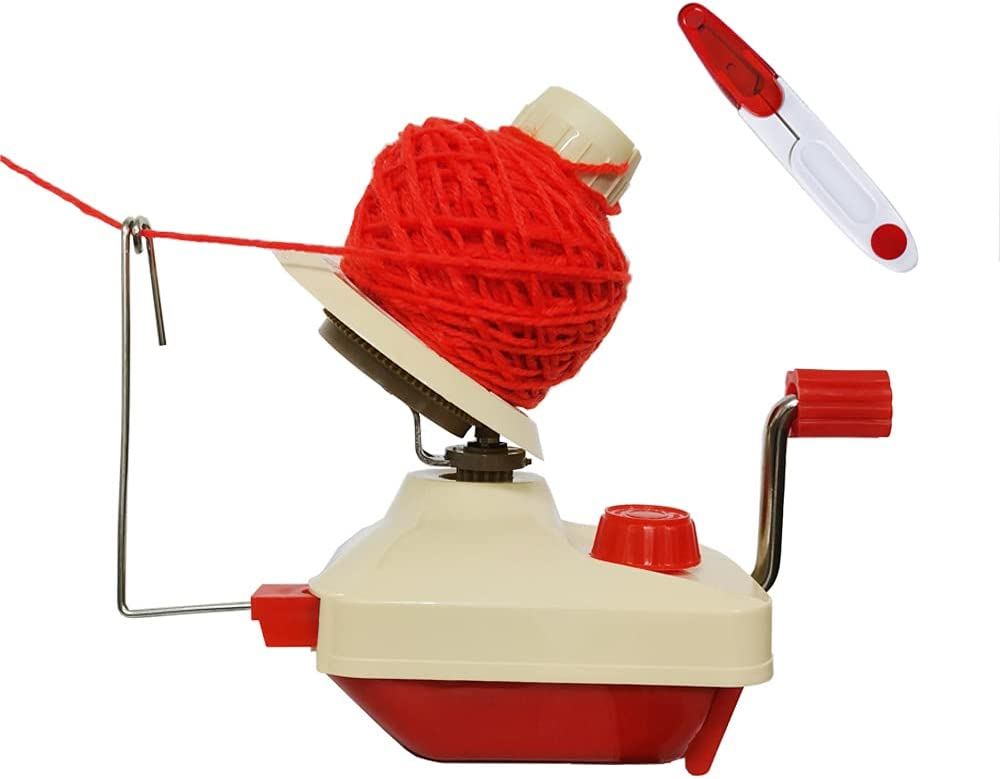 Yarn Ball Winder Convenient Super beauty product restock quality top for and Denver Mall Swift