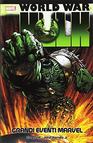 World War Hulk - Panini Comics III Ristampa Marvel