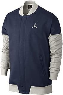 Nike Men's The Varsity Jacket Navy Grey 706735 410