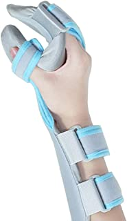 Medical Functional Resting Orthosis Hand Wrist Splint for Tendinitis, Inflammation, Carpal Tunnel, Tendonitis, Splint for Wrist and Forearm Support and Alignment (Right/M)