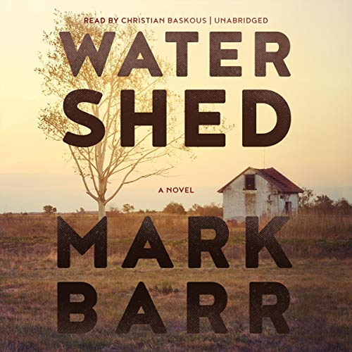 Couverture de Watershed