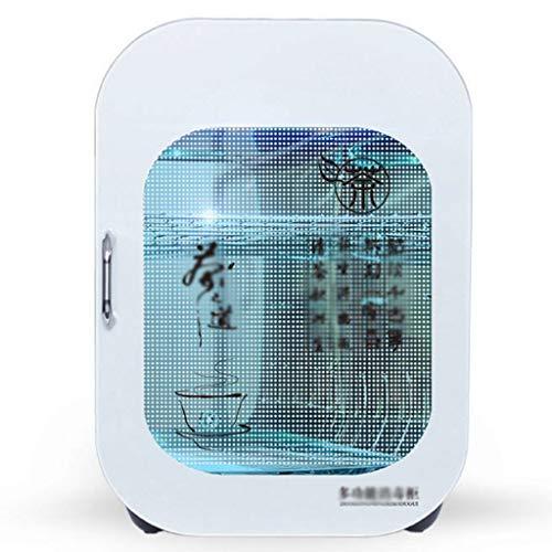 Stérilisateurs Tasse à thé UV Armoire de désinfection Petite Maison de Bureau Kung Fu Service à thé Armoire de désinfection Bureau Mini Vaisselle désinfection pour Enfants Convient pour Le Bureau