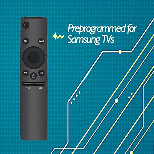 Universal BN59-01259E for Samsung TV Remote Replacement BN59-01259B BN59-01260A BN59-01241A(Smart 4K UHD TV 6/7/8/9 Series)…