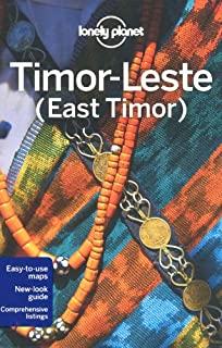 Lonely Planet East Timor 3rd Ed.: 3rd edition