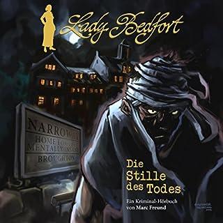 Die Stille des Todes (Lady Bedfort - Hörbuch 1) Titelbild