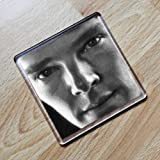 Benedict Cumberbatch - Original Art Coaster #js002