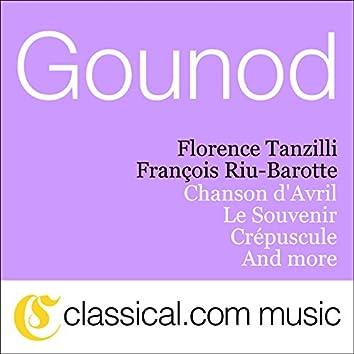 Charles Gounod, Chanson D'Avril: Sérénade Du Passant