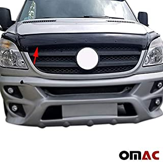 OMAC USA Front Bug Shield Hood Deflector Guard Bonnet Protector for Mercedes Sprinter W906 2006-2013