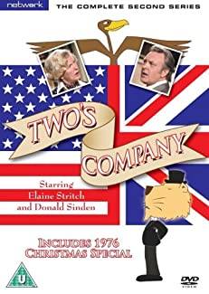 Two's Company - The Complete Second Series
