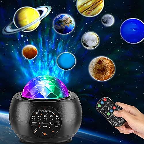 Galaxy Light Projector Nebula Star Projector Night Light...